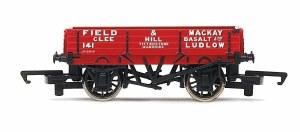 Hornby OO R6804 3 Plank Wagon 'Field and Mackay'
