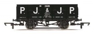Hornby OO R6818 21 Ton Mineral Wagon 'PJ & JP'