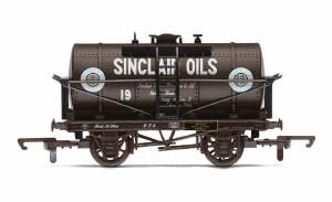 Hornby OO R6854 Private Owner 14 Ton Tank Wagon 'Sinclair Oils' 19