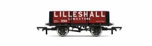 Hornby OO R6866 5 Plank Wagon Lilleshall