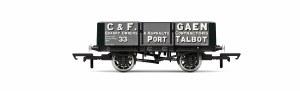 Hornby OO R6868 5 Plank Wagon C&F Gean