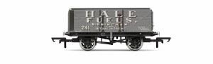 Hornby OO R6874 7 Plank Wagon Hale Fuels