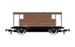 Hornby OO R6909A BR D2068 20T Brake Van M731792