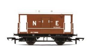 Hornby OO R6923 LNER Dia.064 'Toad E' Brake Van 162007