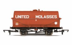Hornby OO R6955 United Molasses, 20T Tank wagon, No. 89 - Era 3/4