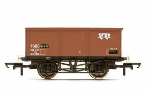 Hornby OO R6966 BR, 27T MSV Iron Ore Tippler, 7663 - Era 7