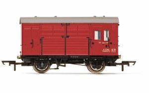 Hornby OO R6973 BR, N13 Horse Box, W665 - Era 4