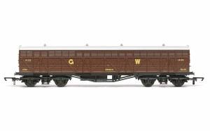 Hornby OO R6980 GWR, Siphon H, 1433, Era 3