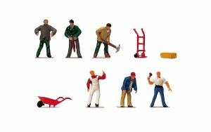Hornby OO R7117 Working People