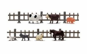Hornby OO R7120 Farm Animals