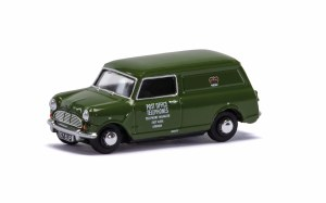 Hornby OO R7125 BMC Mini Van