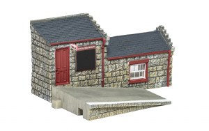 Hornby OO R7231 Hogsmeade Station, General Office