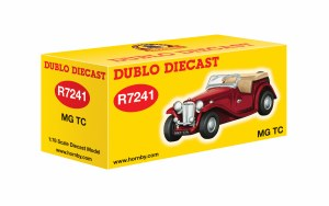 Hornby OO R7241 MG TC, Centenary Year Limited Edition - 1957