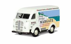 Hornby OO R7243 Austin K8 Van, Margate Hotel & Boarding Association, Centenary Year Limited Edition - 1957
