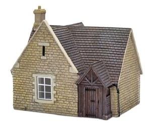 Hornby OO R7265 Alms Houses