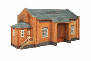 Hornby OO R7282 GWR Goods Shed