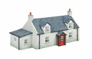 Hornby OO R7295 Scottish Croft
