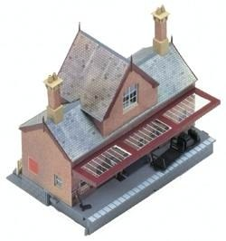 Hornby OO R8007 Booking Hall