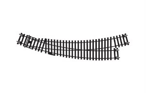 Hornby OO R8074 Left Hand Curve Point