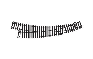 Hornby OO R8075 Right Hand Curve Point