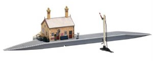 Hornby OO R8227 TrakMat Building Accessories Pack No.1