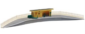 Hornby OO R8229 TrakMat Building Accessories Pack No.3