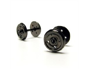 Hornby OO R8234 14.1mm Four Hole wheels