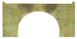 Hornby OO R8511 Double Stone Tunnel Portal x2