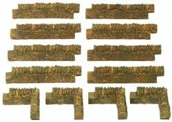 Hornby OO R8539 Cotswold Stone Pack No. 1