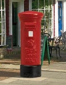 Hornby OO R8579 Pillar Box
