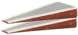 Hornby OO R8615 Platform Ramps Pack of 2