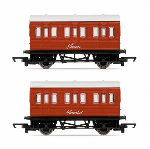 Hornby OO R9293 Annie and Clarabel