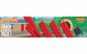 Hornby Playtrains OO R9334 Track Extension Pack 1