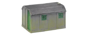 Hornby OO R9512 Concrete Plate Layers Hut