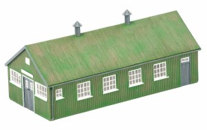 Hornby OO R9813 Ex-Barrack Rooms