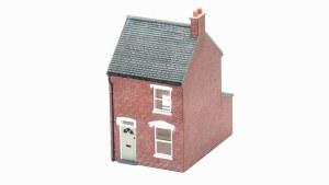 Hornby OO R9864 L/H Mid Terraced House