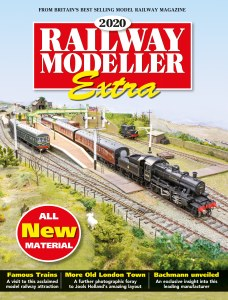 Peco Other RMS-20 Railway Modeller Extra 2020