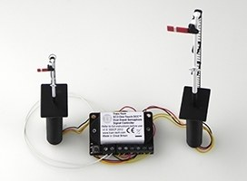 Train Tech Other SC3 DCC Signal Controller - Dual Dapol Semaphore