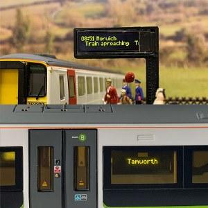 Train Tech OO SD1 Smart Screen - Single Pack