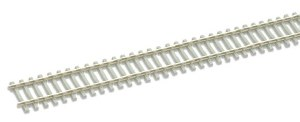 Peco OO SL-102 Concrete sleeper type nickel silver rail