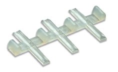 Peco OO SL-111 Rail Joiners Insulating for code 70, 75 and 83