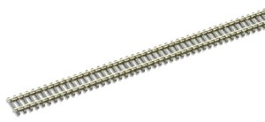 Peco N SL-300 Code 80 Flexible Track with Wooden Sleepers