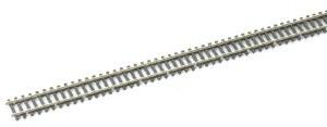 Peco N SL-300F Wooden sleeper type nickel silver rail Universal Code 55 Flexible Track