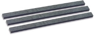 Peco 1 SL-801 Moulded Wood Grain Sleepers for turnouts