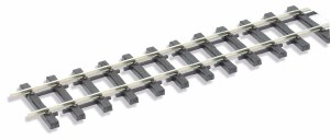 Peco G-45 SL-900 Wooden sleeper type nickel silver rail