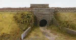Wills Kits OO SS38 Cattle Creep stone type arches and abutments