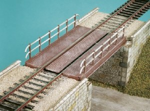 Wills Kits OO SS49 Decked Girder Bridge