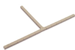 Wills Kits OO SS87 Concrete Cable Trunking