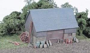 Wills Kits OO SSAM100 Farmyard Junk