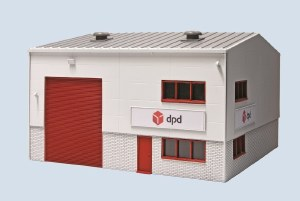 Wills Kits OO SSM322 Modern DPD Distribution Depot